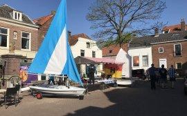 WV De Helling presenteert zich op de Culemborg 700 Markt